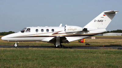 D-IMOI - Cessna 525 CitationJet 1 - Private