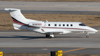 N383QS - Embraer 505 Phenom 300 - NetJets Aviation