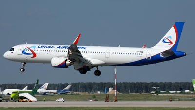 VP-BOQ - Airbus A321-251NX - Ural Airlines