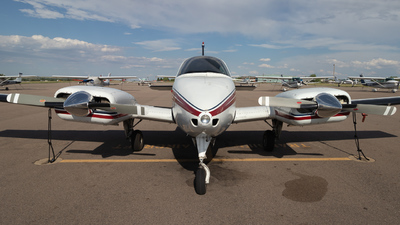 N5688K - Beechcraft 95-A55 Baron - Private