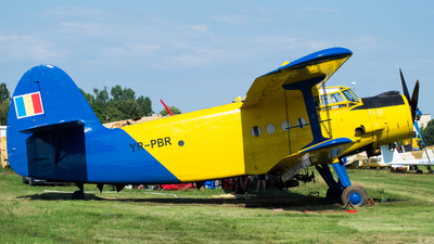 YR-PBR - PZL-Mielec An-2 - Regional Air Services