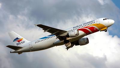 LZ-BHD - Airbus A320-211 - BH Air