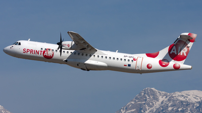SP-SPC - ATR 72-202(F) - SprintAir