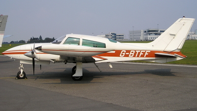 G-BTFF - Cessna T310R - Private