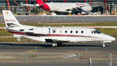 A picture of ECLYL - Cessna 560XLS Citation Excel + - Gestair - © Mateo León