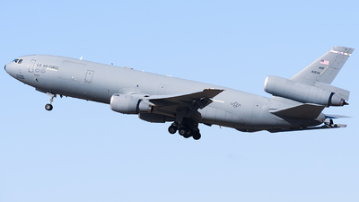 86-0034 - McDonnell Douglas KC-10A Extender - United States - US Air Force (USAF)