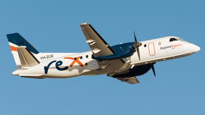 A picture of VHZLW - Saab 340B - Regional Express - © Steve Worner