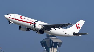 XA-LFR - Airbus A300C4-605R(F) - AeroUnión - Aerotransporte de Carga Unión