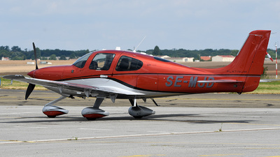 A picture of SEMJD - Cirrus SR22T - [1448] - © bruno muthelet