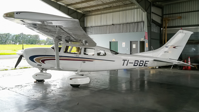 TI-BBE - Cessna T206H Turbo Stationair - Aires Pavas