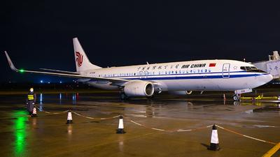 B-6106 - Boeing 737-89L - Air China