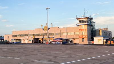 ZYMD - Airport - Terminal