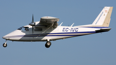 A picture of ECIVC - Vulcanair P68 -  - © Terry Wade