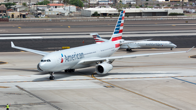 N287AY - Airbus A330-243 - American Airlines