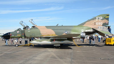 NX749CF - McDonnell Douglas F-4D Phantom II - Private