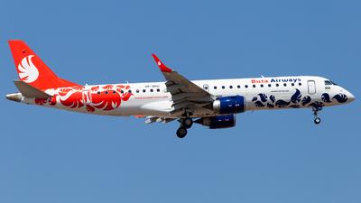 VP-BRU - Embraer 190-100IGW - Buta Airways