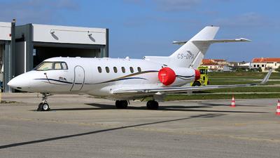 CS-DPA - Hawker Beechcraft 900XP - madJET - Executive Aviation Madeira