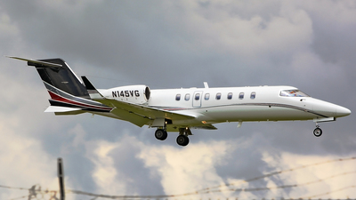 N145VG - Bombardier Learjet 45 - Private