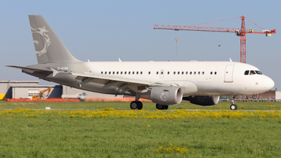 D-ACBN - Airbus A319-115X(CJ) - DC Aviation