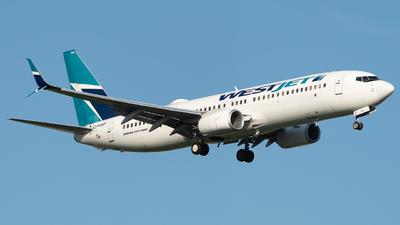 C-FUMF - Boeing 737-8CT - WestJet Airlines