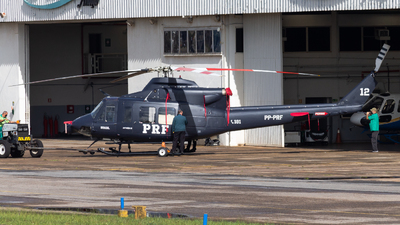 PP-PRF - Bell 412 - Brazil - Highways Federal Police