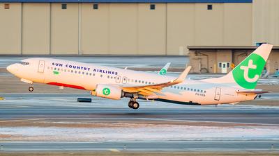 PH-HXA - Boeing 737-8K2 - Sun Country Airlines (Transavia Airlines)