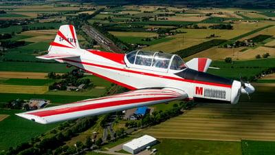 SP-EMS - Zlin 526 - Aero Club - Grudziadzki