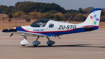 ZU-STG - Airplane Factory Sling 2 - Starlite Aviation