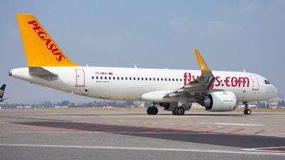 A picture of TCNCH - Airbus A320251N - Pegasus Airlines - © Mario Alberto Ravasio - AviationphotoBGY