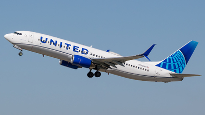 A picture of N77295 - Boeing 737824 - United Airlines - © Positive Rate Photography