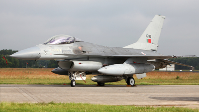 15133 - General Dynamics F-16AM Fighting Falcon - Portugal - Air Force