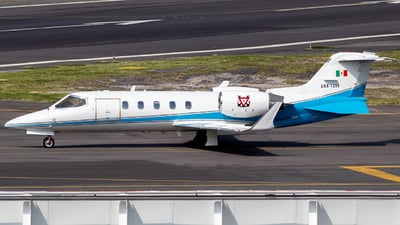 A picture of ANX1206 - Learjet 31A -  - © Cristobal  R. Spotter