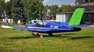 SP-AMS - Morane-Saulnier MS-893A Rallye Commodore 180 - Private