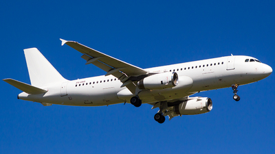 ZS-GAS - Airbus A320-231 - Global Aviation