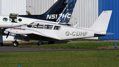 A picture of GCDHF - Piper PA30 Twin Comanche - [301111] - © bruno muthelet