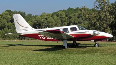 TG-SBO - Piper PA-34-200T Seneca II - Private