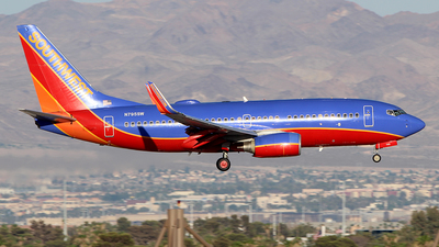 N795SW - Boeing 737-7H4 - Southwest Airlines