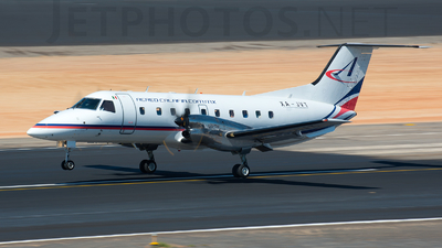 A picture of XAJVT - Embraer EMB120ER Brasilia - Calafia Airlines - © Eduardo Capdeville C.
