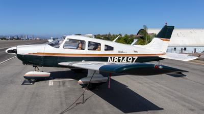 A picture of N81497 - Piper PA28181 - [288090227] - © HA-KLS