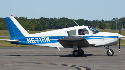 N9498M - Piper PA-28-140 Cherokee C - Private