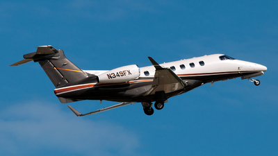 N349FX - Embraer 505 Phenom 300 - Private