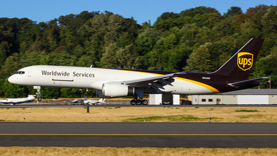 N443UP - Boeing 757-24A(PF) - United Parcel Service (UPS)