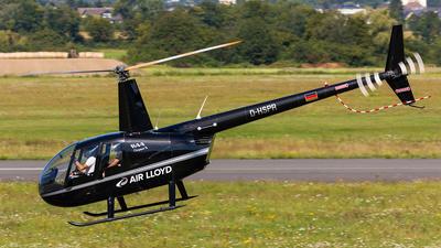 D-HSPR - Robinson R44 Clipper II - Air Lloyd