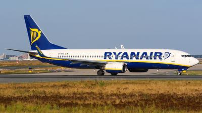 EI-DHX - Boeing 737-8AS - Ryanair