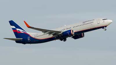 A picture of VPBCF - Boeing 7378LJ - Aeroflot - © Alp AKBOSTANCI