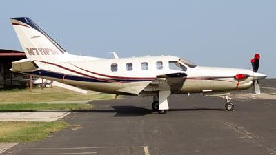 N711PM - Socata TBM-700B - Private