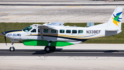 N338EF - Cessna 208B Grand Caravan - Air Juan