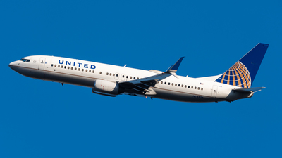 A picture of N78524 - Boeing 737824 - United Airlines - © Juan Pablo MS