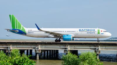 VN-A591 - Airbus A321-251N - Bamboo Airways