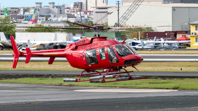N960GC - Bell 407 - Private